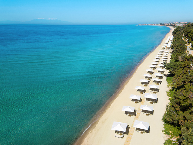 Special Offer for Ikos Oceania Resort - Special offer  up to 40% OFF !! LIMITED TIME !! 05.10.18 - 27.10.18 !!