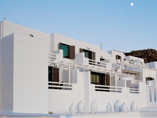 Myconian Avaton Resort: