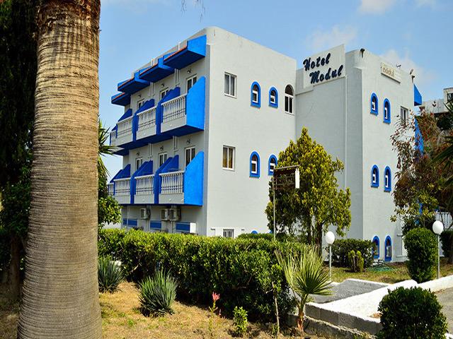 Modul Hotel -