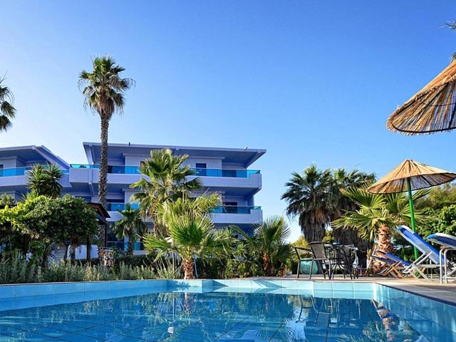 Area Blue Beach Apartments -