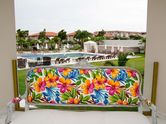 Hanioti Melathron Hotel: