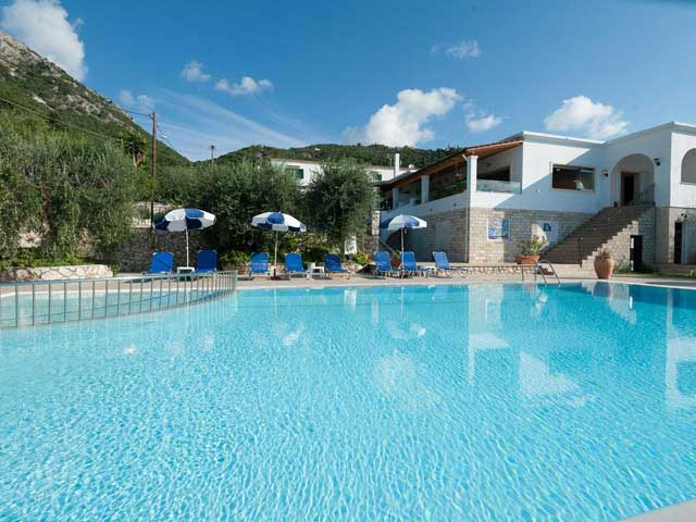 Crystal Blue Apartments -
