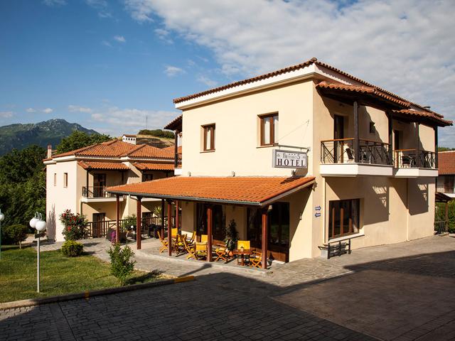 Meteoritis Hotel -