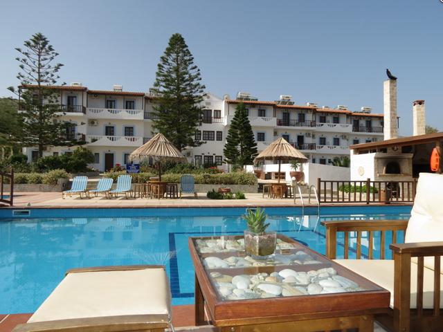 Spiros Soula Family Apartments -
