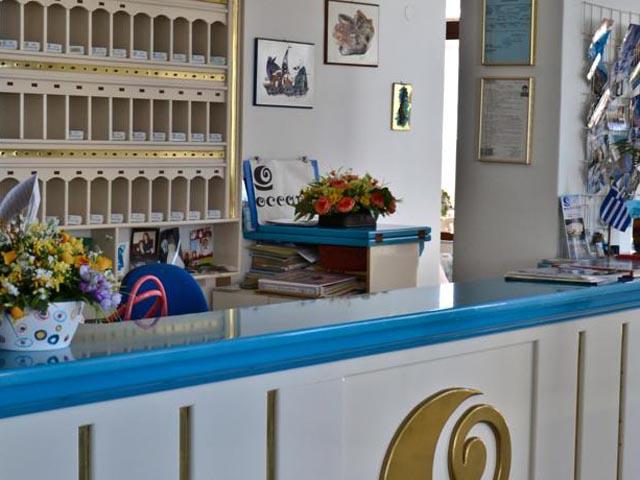 Oceanis Hotel Karpathos -