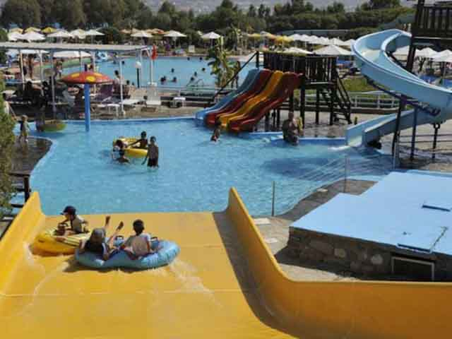 Porto Paros Hotel and Villas and Aqua Water Park: