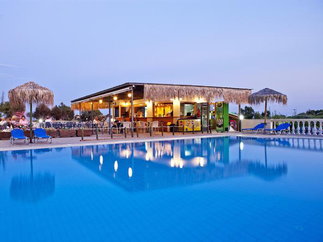 Ionian Sea Villas and Aquapark: