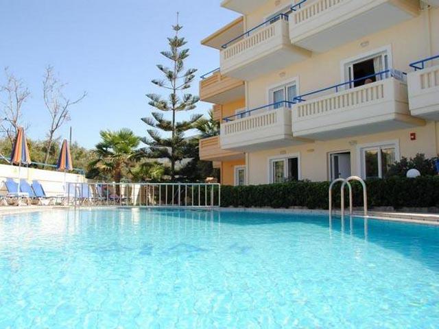 Dias Hotel and Apts: