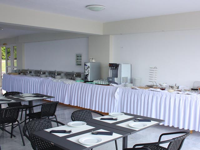 Skion Palace Beach Hotel: