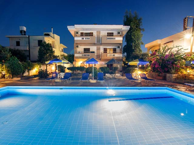 Elpida Apartments Gouves -
