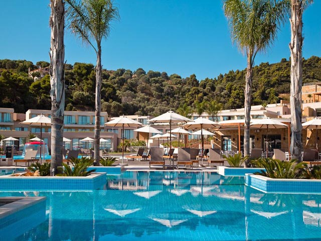 Miraggio Thermal Spa Resort Hotel: