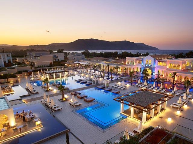 Anemos Luxury Grand Resort -