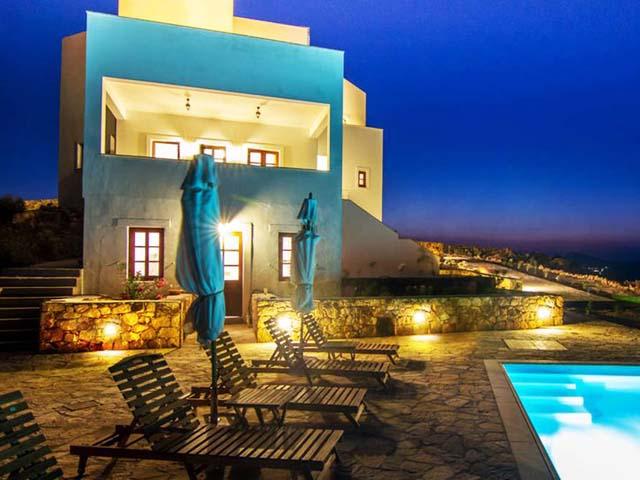 Patmos Villa Sophia -