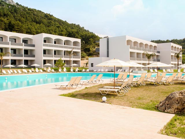 Sunconnect Evita Resort: