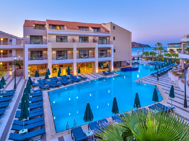 Special Offer for Porto Platanias Village Resort - Book Early for 2019 and save up to 30%!! LIMITED TIME !!