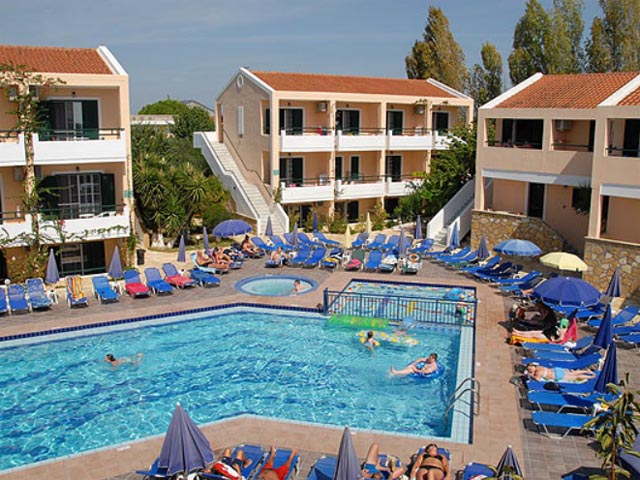 Oscar Apartments Zante