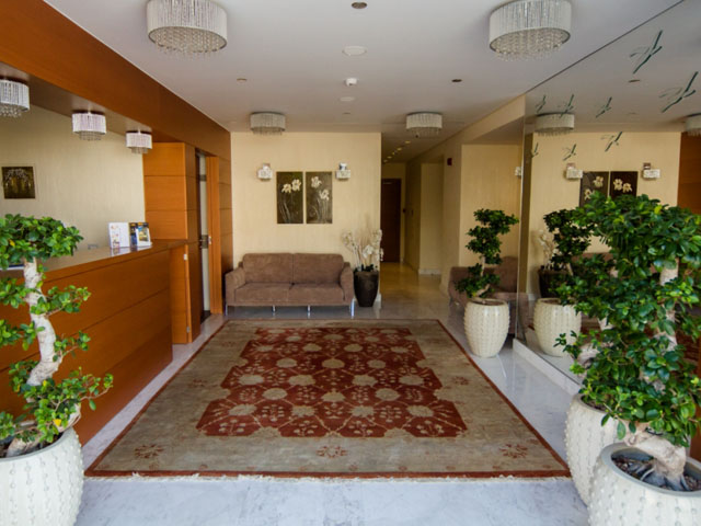 Bellevue Suites Hotel: