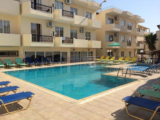 Castello Bianco Hotel Apartments -