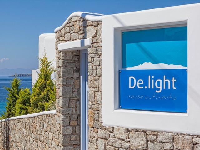 Delight Mykonos Boutique Hotel: