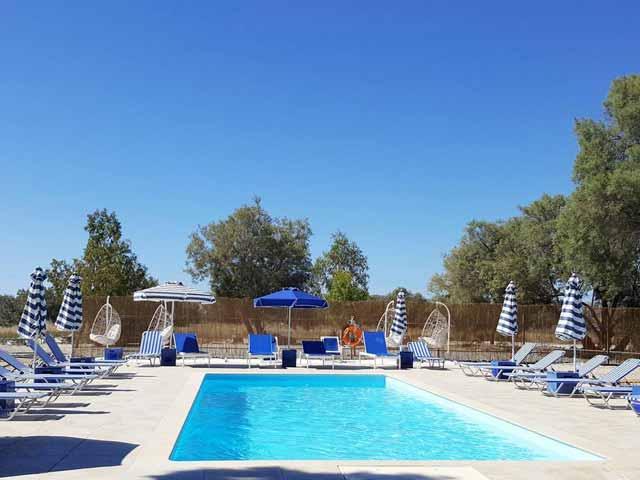 Kimolos Blue -