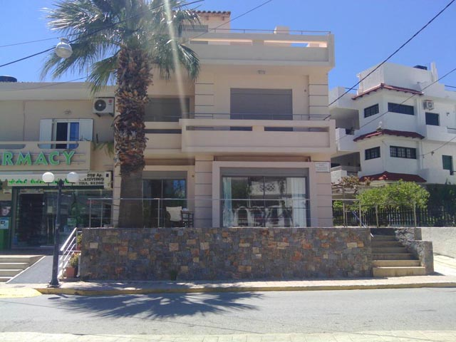 Maria Apartments Agia Pelagia