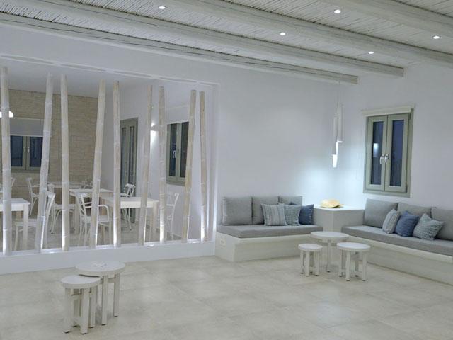 Olea Milos Bay Hotel -