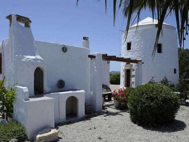 Windmill of Karamitsos -