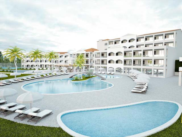 Saint George Palace -