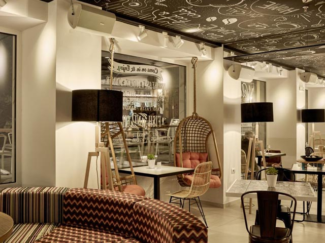 Olive Green Hotel:
