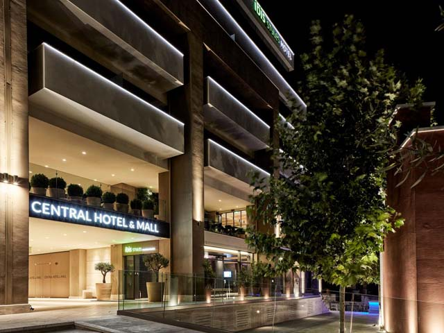 Ibis Styles Heraklion Central Hotel -