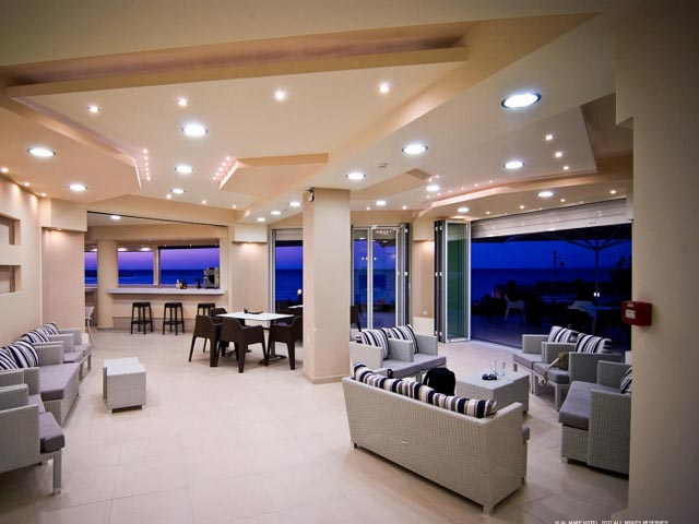 Al Mare Beach Hotel: