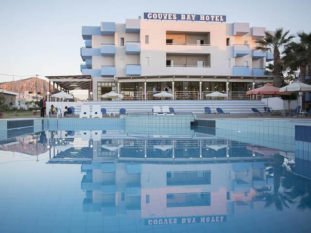 Gouves Bay -