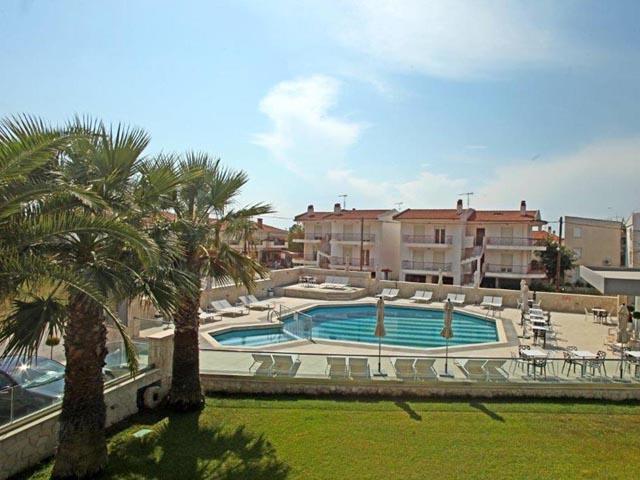Aristotelis Hotel Fourka -