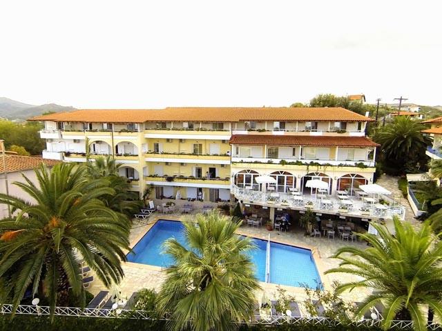 Tropical Hotel -