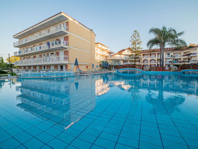 Tsilivi Beach Hotel and Suites