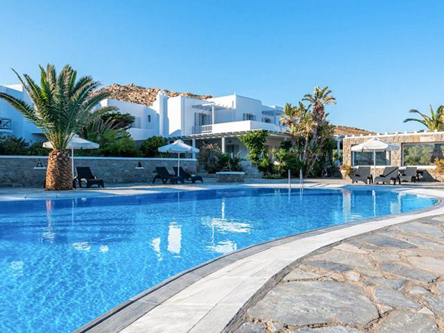 Sunrise Mykonos Agrari Beach Hotel -