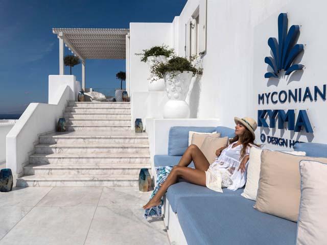 Myconian Kyma