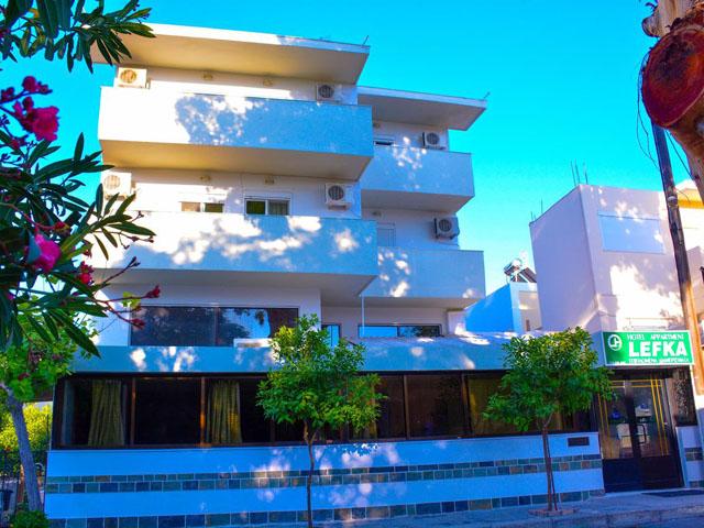 Lefka Hotel Rhodes -