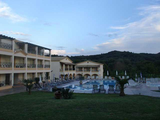 Andromeda Hotel Apt -