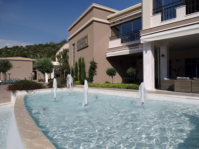 Thassos Grand Resort Hotel Thassos North Aegean Islands Greece