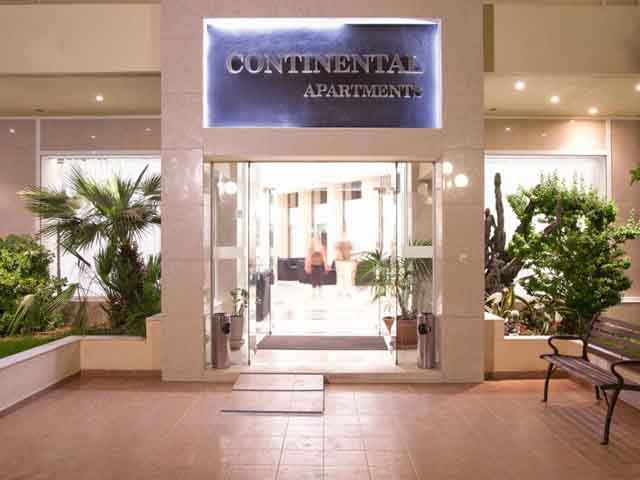 Continental Apartments: