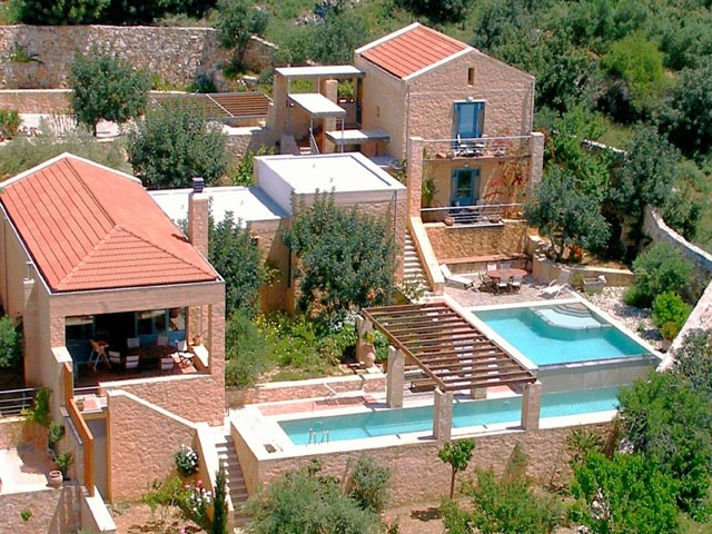 Apokoron Luxury Villas -