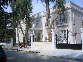 Theoxenia House: Exterior View