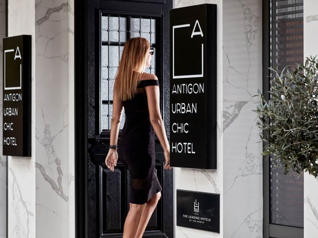 Antigon Urban Chic Hotel: