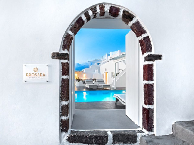 Erossea Villa: