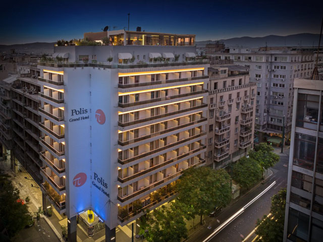 Polis Grand Hotel -