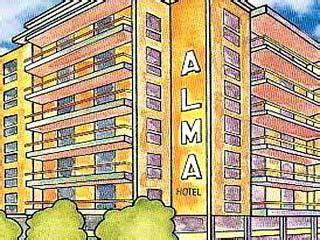 Alma Hotel - Exterior View