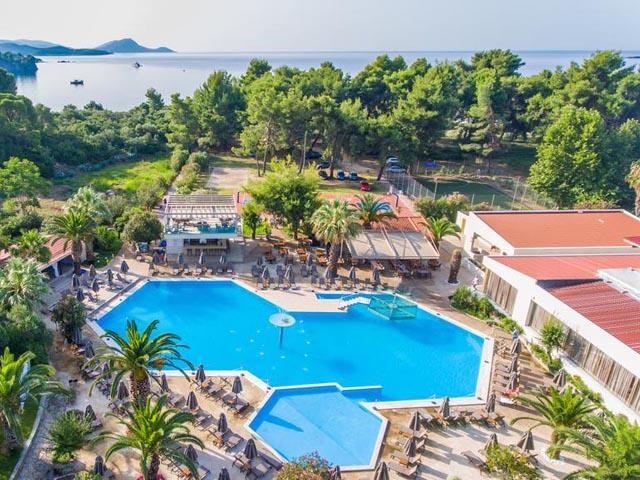Poseidon Hotel Sea Resort:
