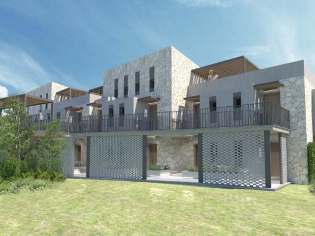 Portes Lithos Luxury Resort: