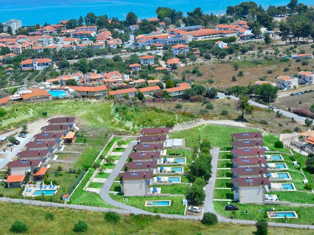 Villas Kosmas